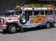 Jeepney in Cagayan de Oro