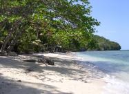 Cantaan white beach