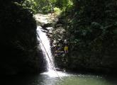 Canyoning bei Katibawasan